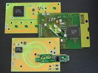 Neutron Mikroelektronik Historie System-On-Chip