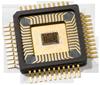 Neutron Mikroelektronik ASIC PLCC44 Chip offen